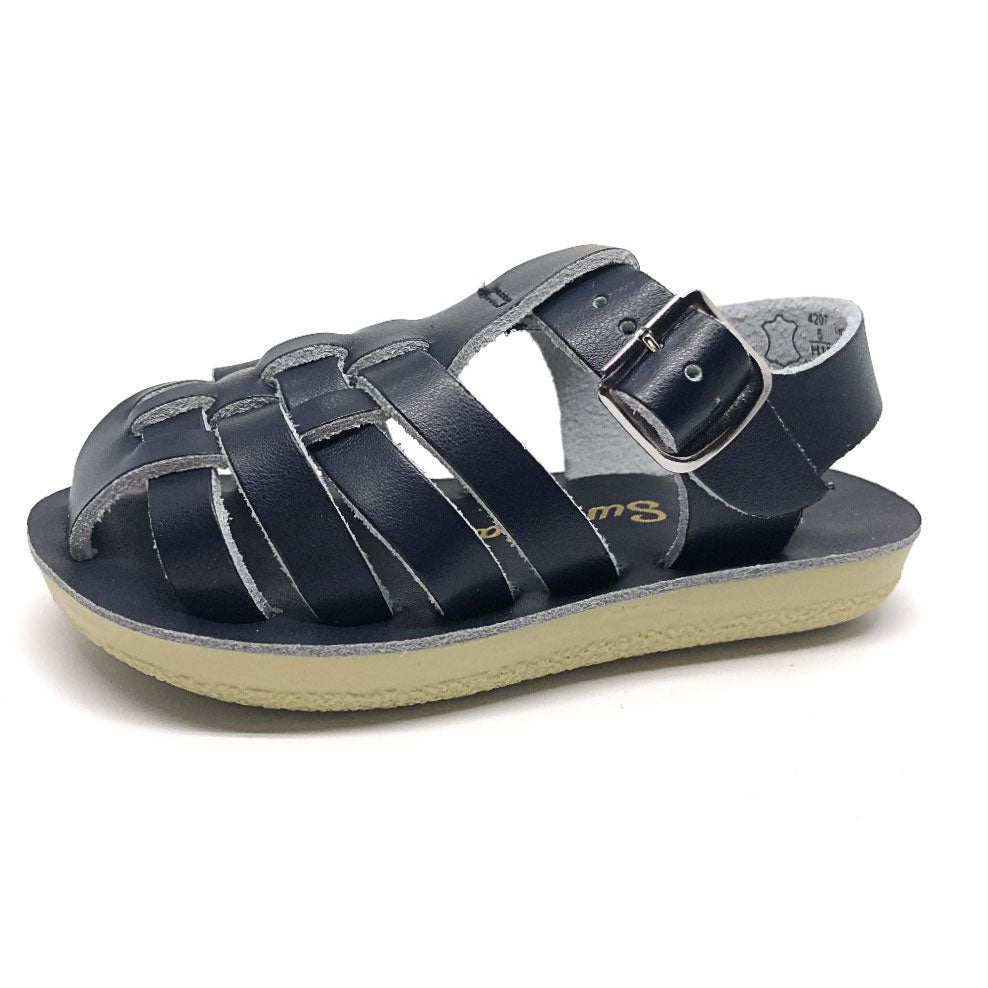 Sun-San Sailor Sandal Navy