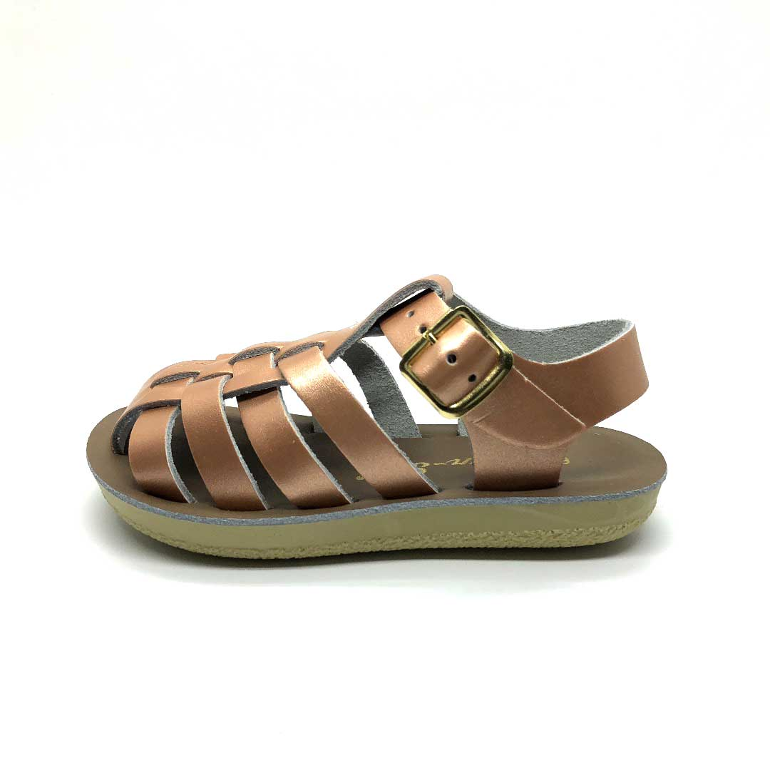 Sailor Sandal Rose Gold