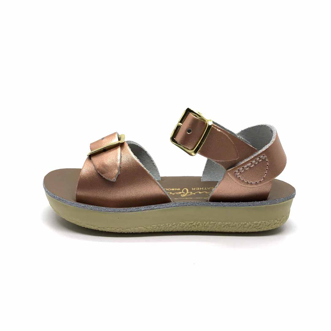 Sun-San Surfer Sandal Rose Gold