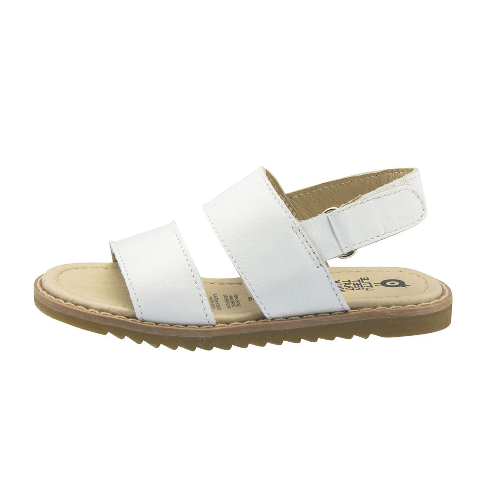 Shuk Girls Sandal White