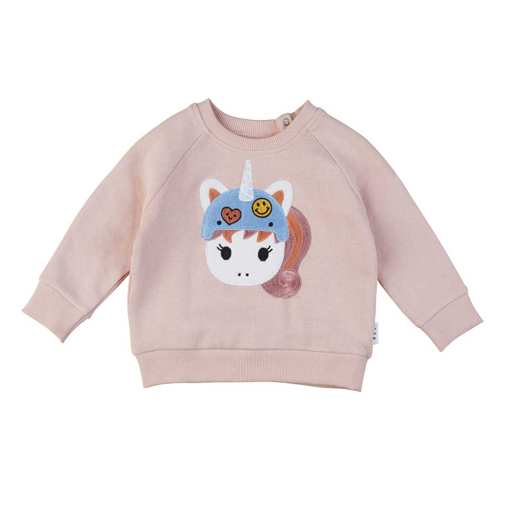 Skater Girl Sweatshirt