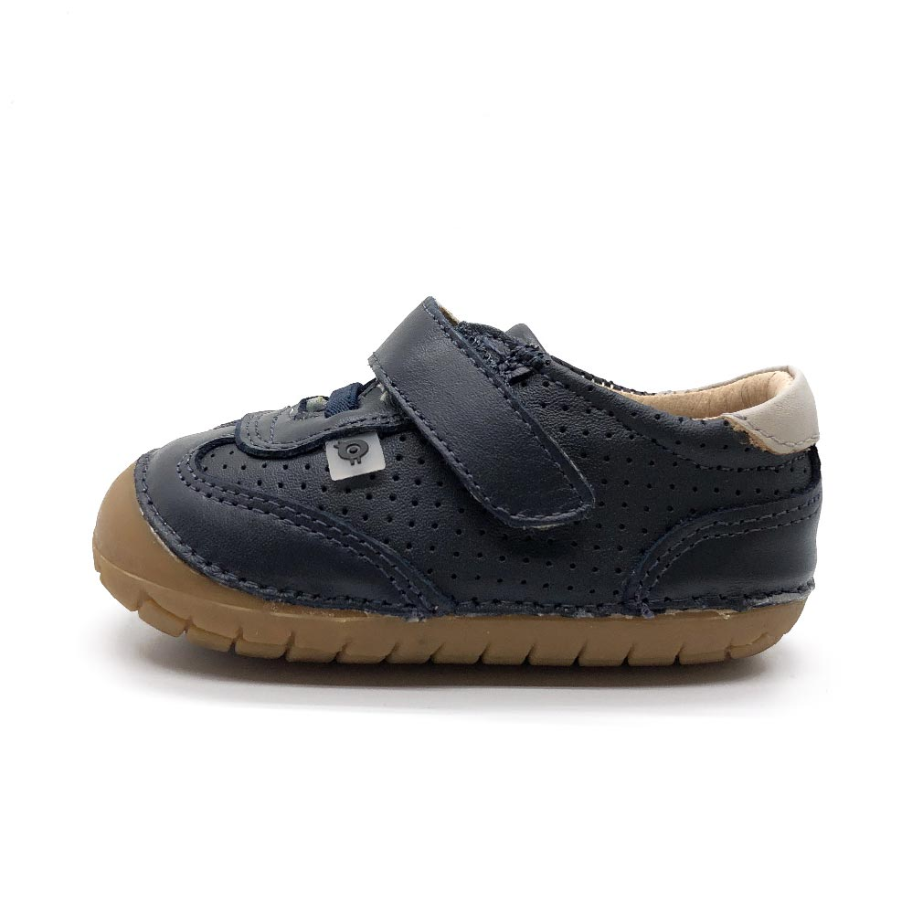 Sporty Pave Toddler Shoe Navy/Gris