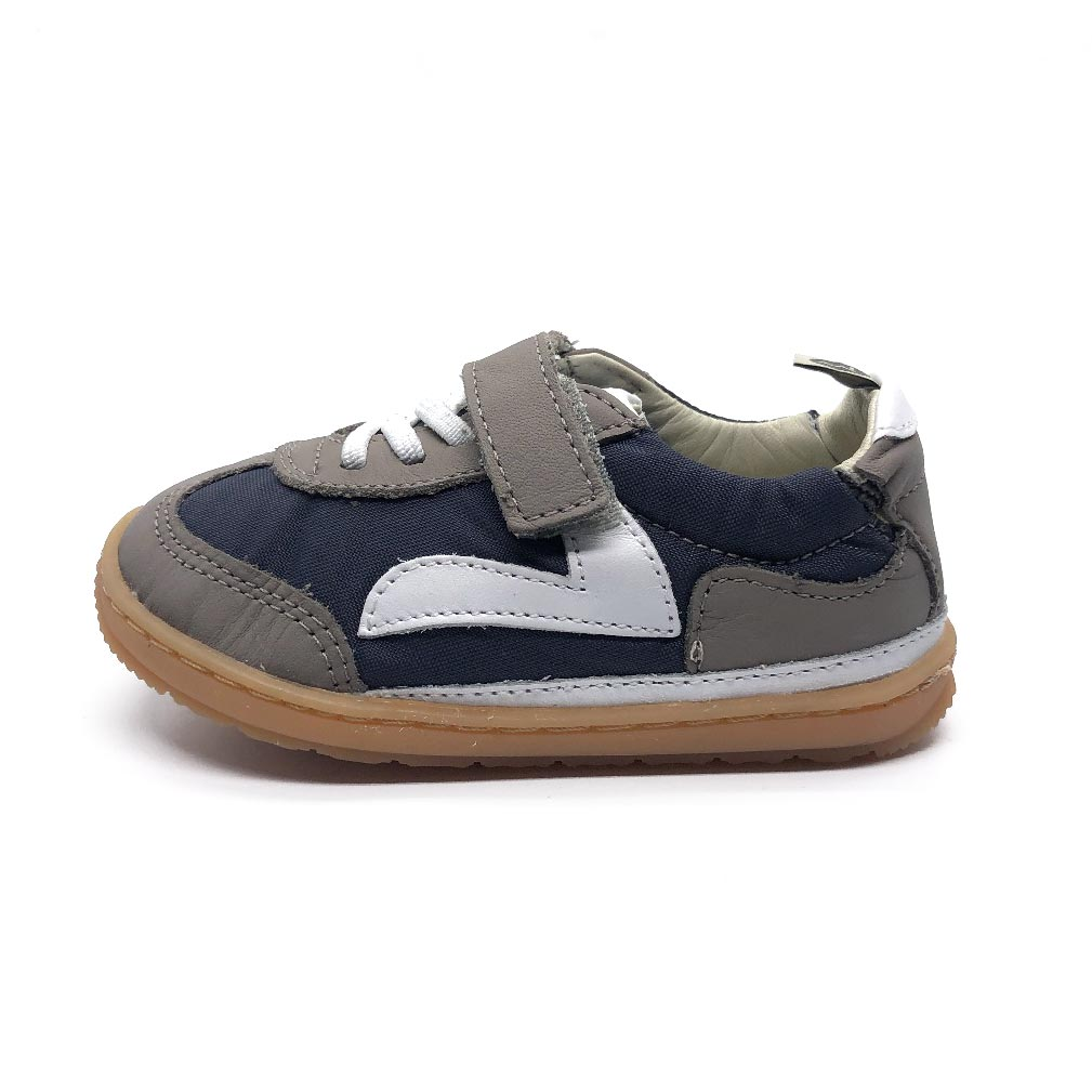 Starty toddler Shoe Ash/Aluminium