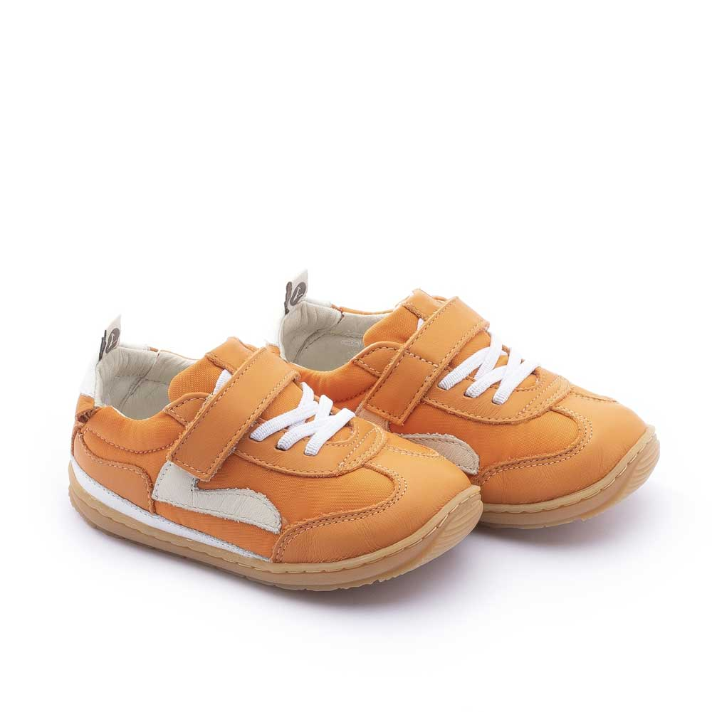 Starty toddler Shoe Tangerine