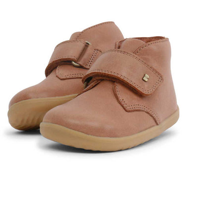 Step Up Desert Boot Caramel
