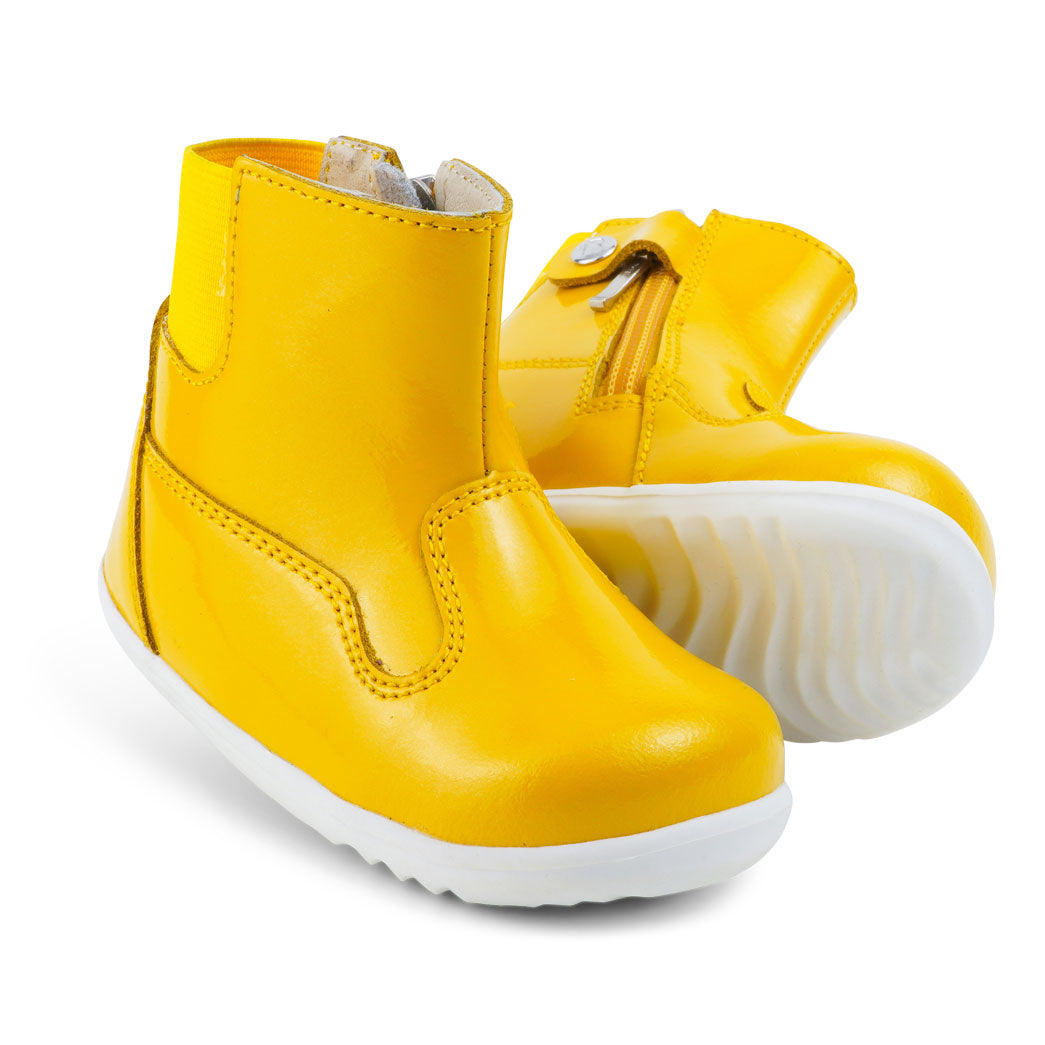 Step Up Paddington Waterproof Boot Yellow