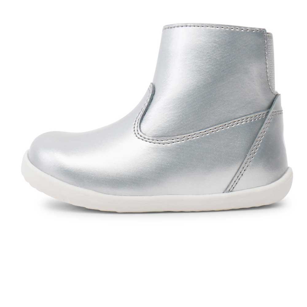 Step Up Paddington Waterproof Boot silver