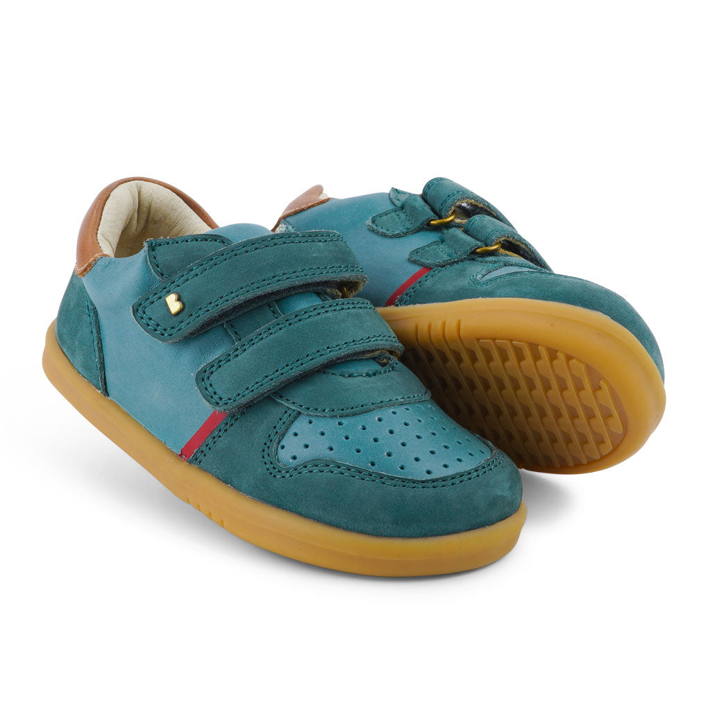 I walk Riley Kids Sneaker Slate