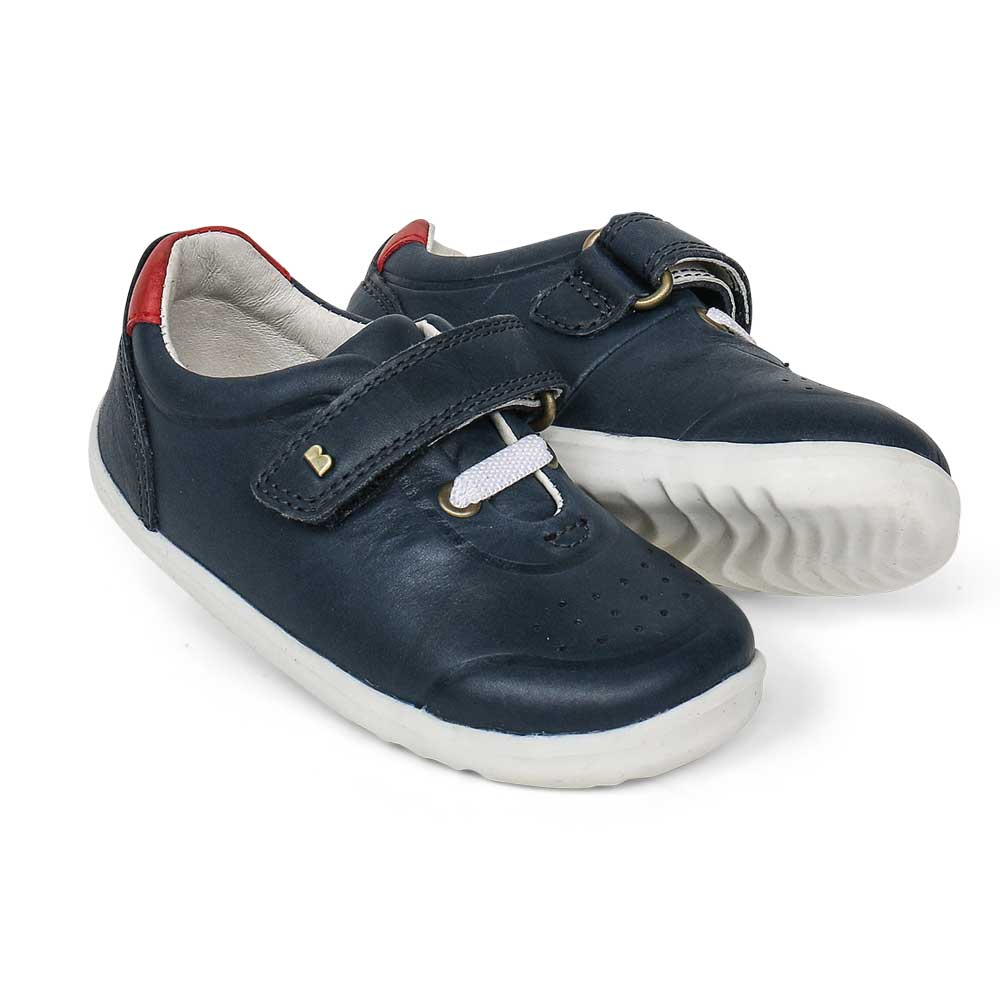 Step Up Ryder Trainer Navy + Red