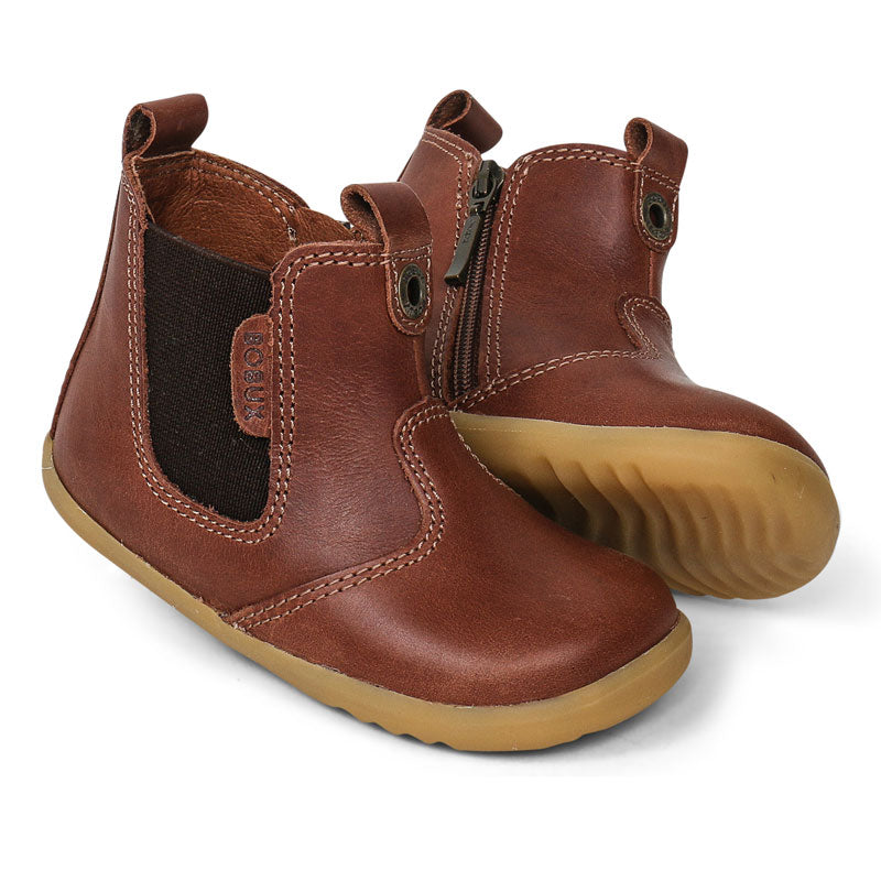 Step Up Jodhpur Boot Toffee