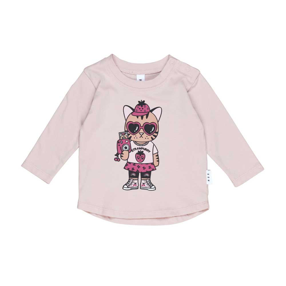 Strawpurry Girls Top