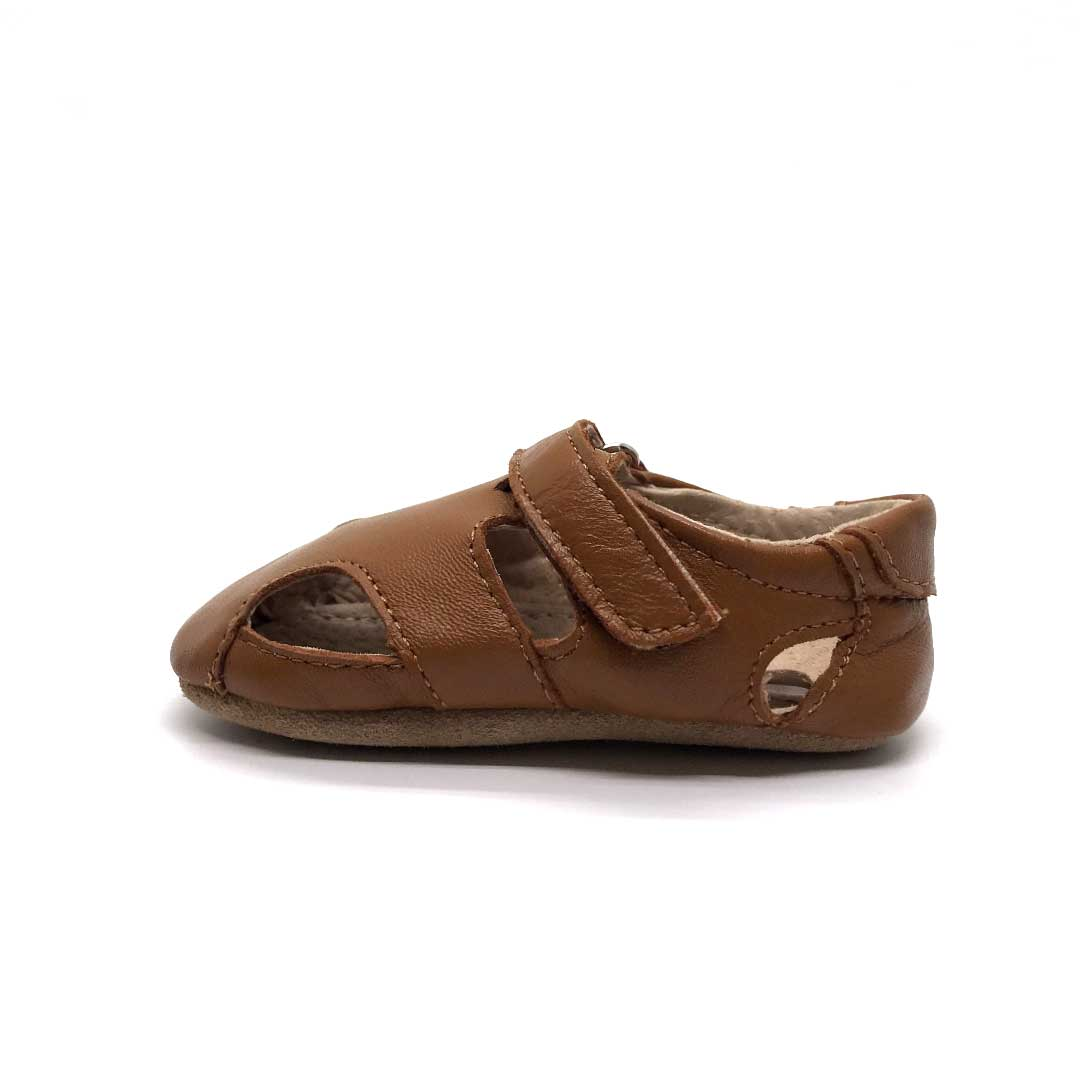 Infant Sunday Sandals Tan