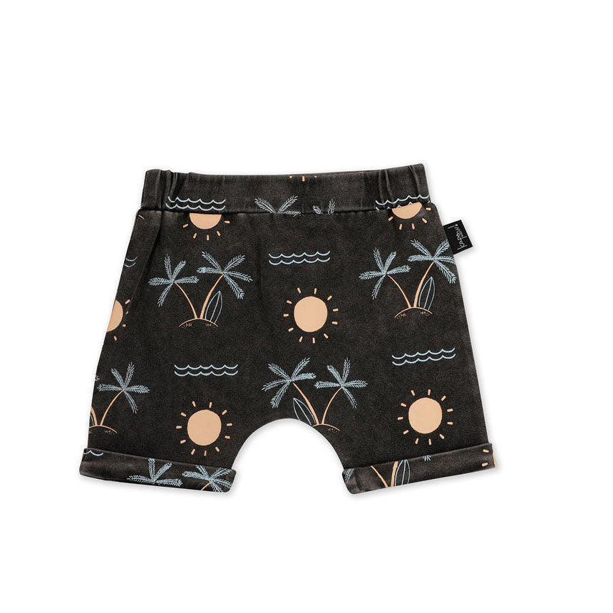 Sunseeker Acid Wash Shorties