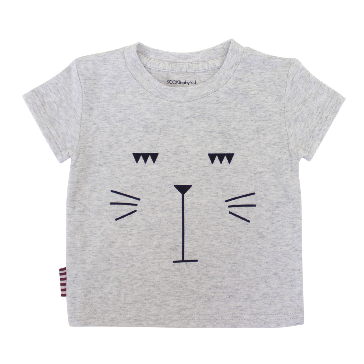 Tiger Stripe Toddler Tee
