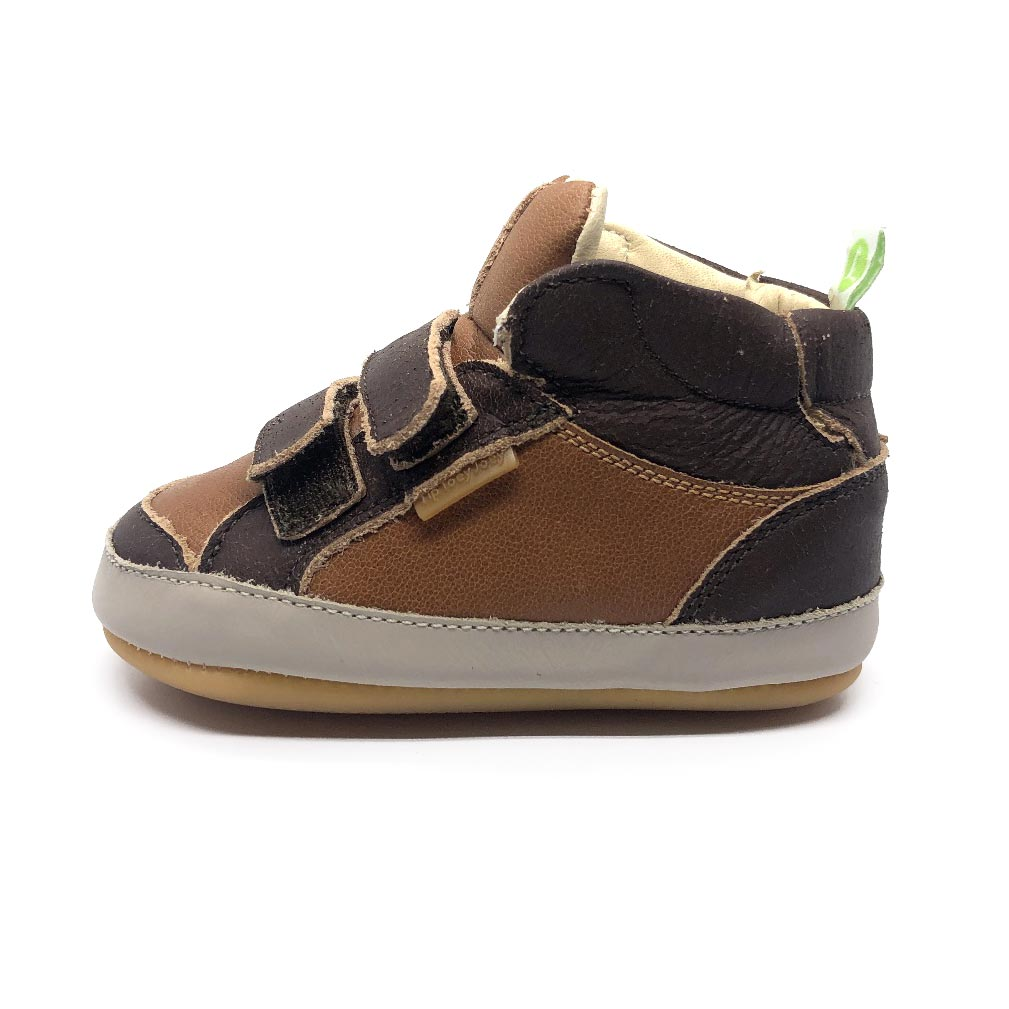 Towny Toddler High Top Whisky