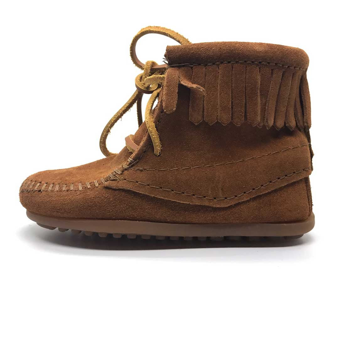 Minnetonka Tramper Boot Brown