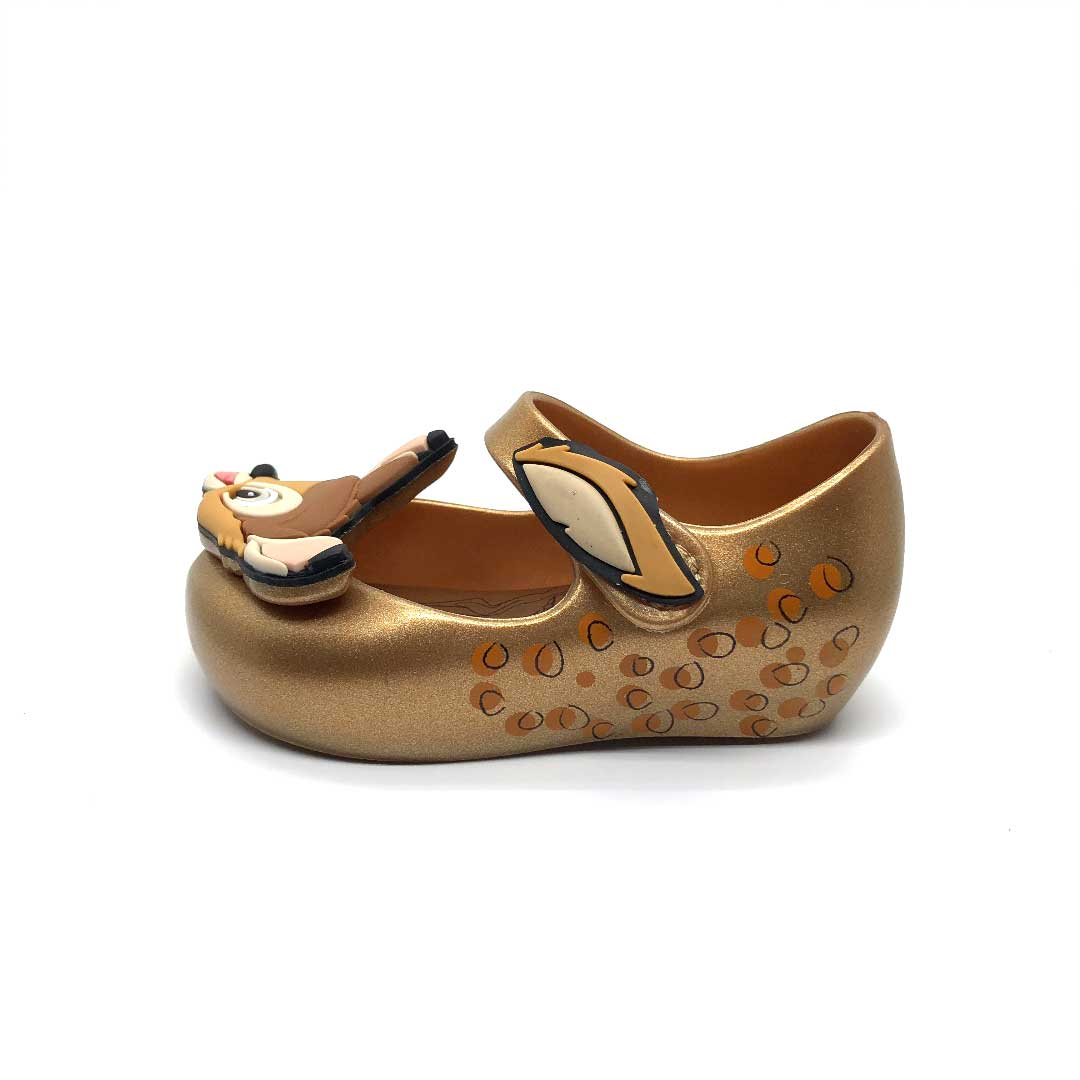 Ultragirl Bambi Girls Shoes Bronze