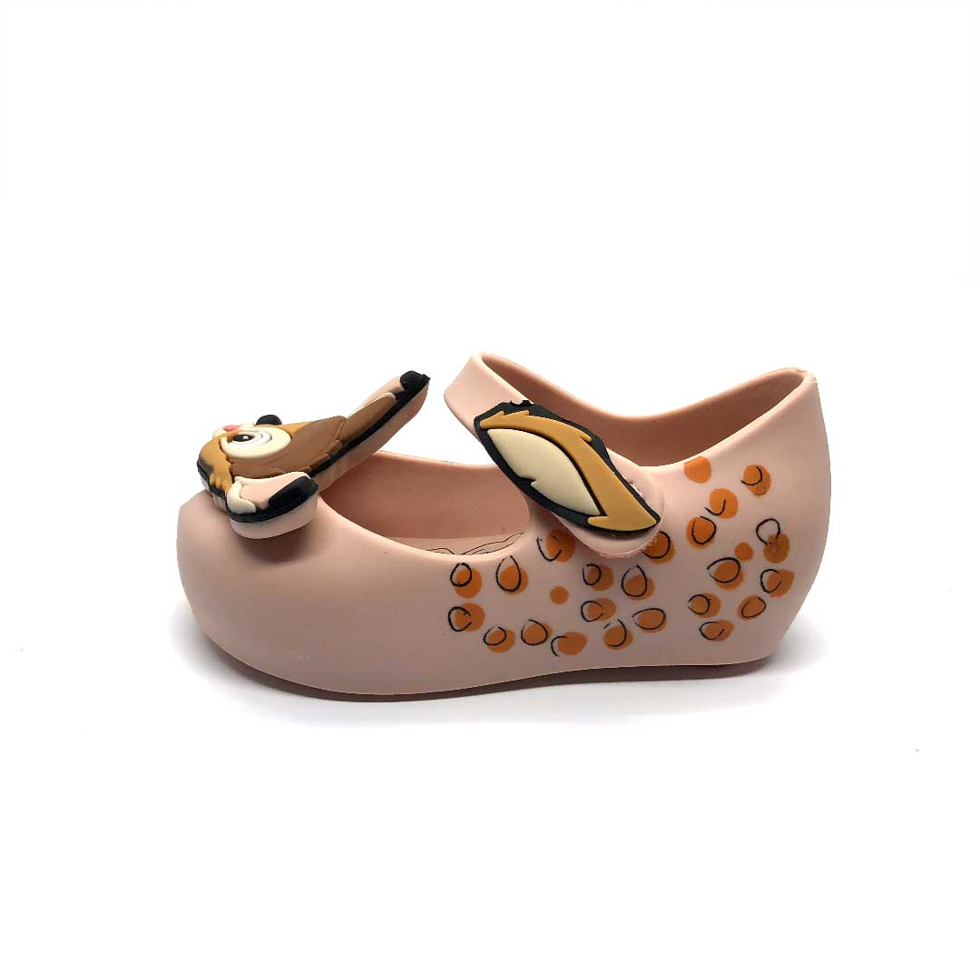 Ultragirl Bambi Toddler Girls Shoes Nude