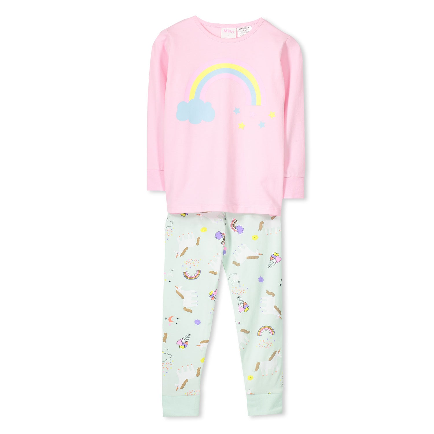 Unicorn Toddler Pj's