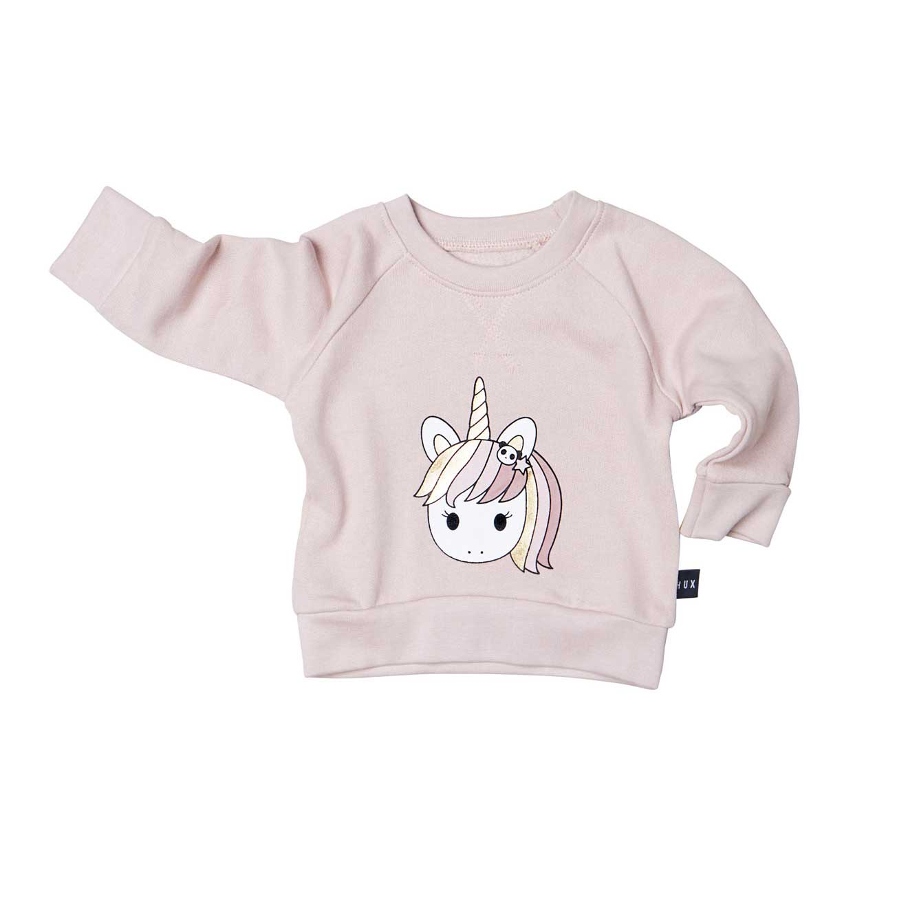 Girls Unicorn Sweatshirt