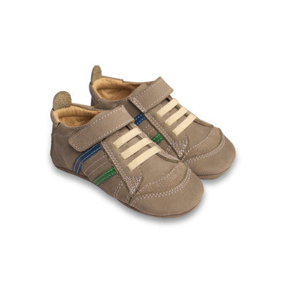 Urban Edge Baby Shoes in Grey