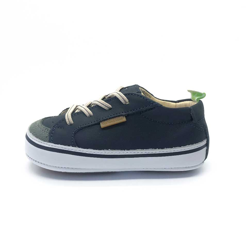 Urby Baby Shoe Navy/White