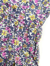 Vintage Floral Girls Dress