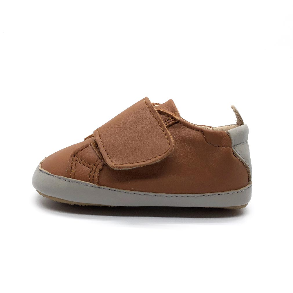 Wendle Baby Shoe Tan/Gris