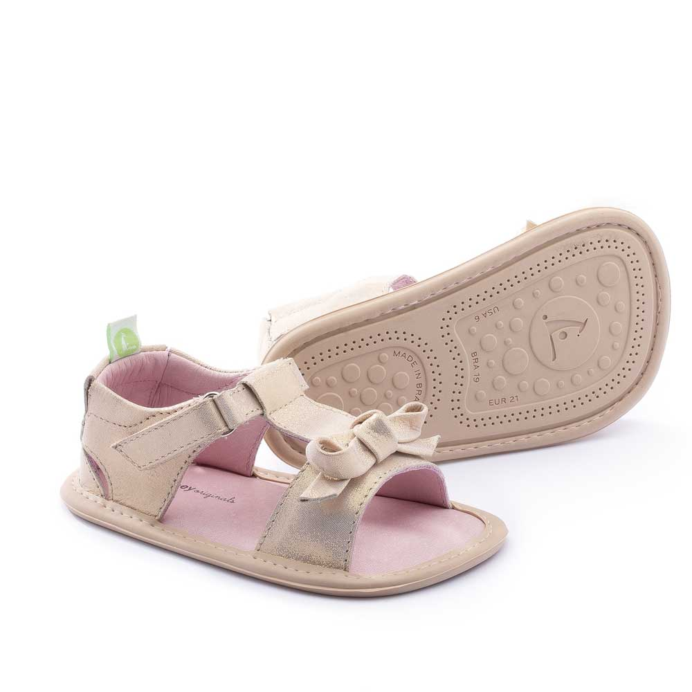 Whimsy Sandal Cotton Candy Foil