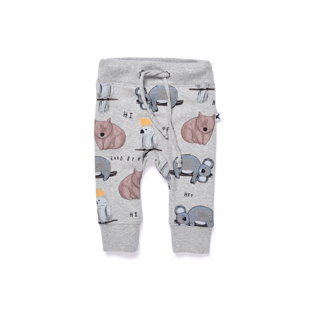 Wildlife Baby Furry Trackies