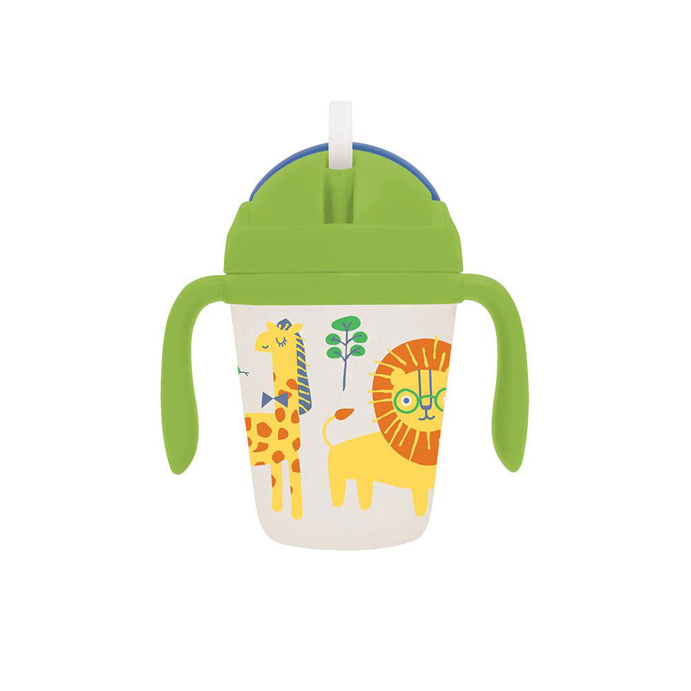 Wild Thing Bamboo Sippy Cup
