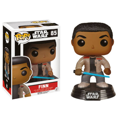 Pop! Star Wars: Finn (with Lightsaber)