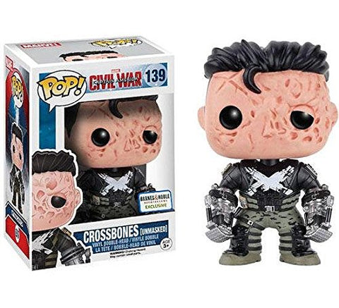 Pop! Marvel: Crossbones (Unmasked)