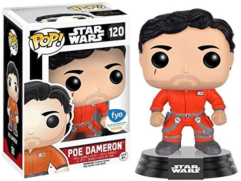 Pop! Star Wars EP7: Poe Dameron