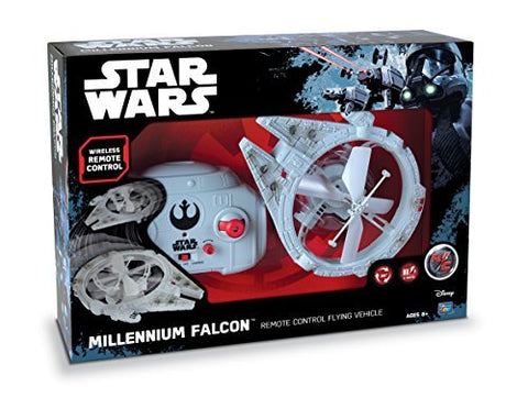 Star Wars Remote-Controlled Flying Millennium Falcon
