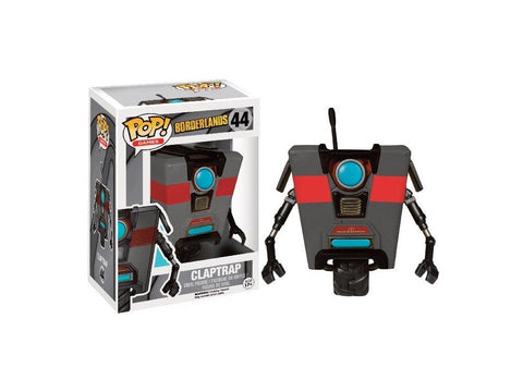 Pop! Borderlands: Claptrap