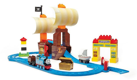 Mega Bloks Thomas and Friends Sodor's Legend of the Lost Treasure Toy