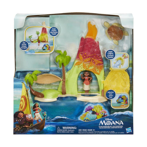 Disney Princess Moana Island Adventure Set