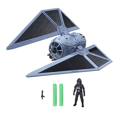 Hasbro Star Wars 3.75 inch B7105EU4 Rogue One Vehicle – Tie Striker Figure Action Figure