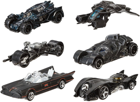 Hot Wheels Batman Assorted