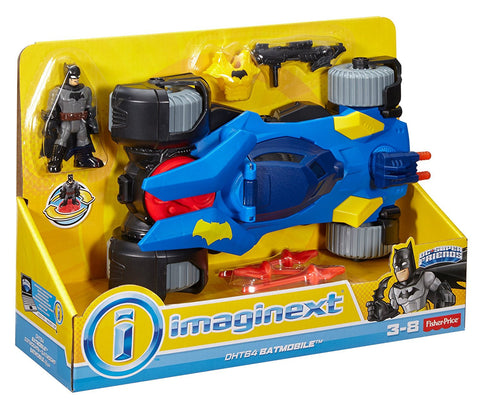 Imaginext Deluxe Batmobile