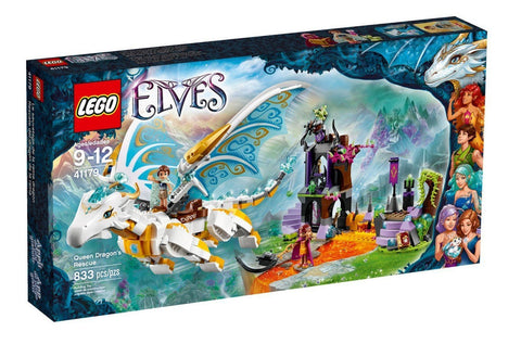 Lego Elves 41179 - Queen Dragon's Rescue