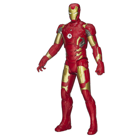 Marvel Avengers Age of Ultron Titan Hero Tech Iron Man Action Figure