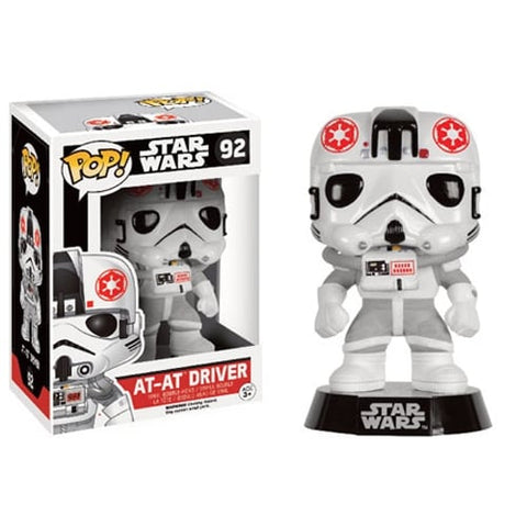 Pop! Star Wars: At-At Driver