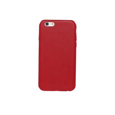 Classic Case for Apple iPhone 6 4.7 inch Red Faux Leather