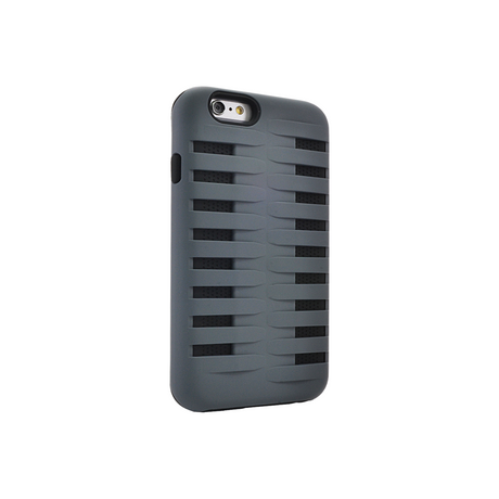 Case for Apple iPhone 6/6s, Grey Rebound Anti-shock