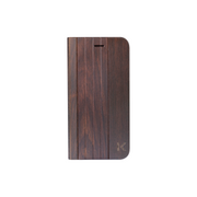 Flip case for Apple iPhone 6/6s, Natural Bois de Rosewood