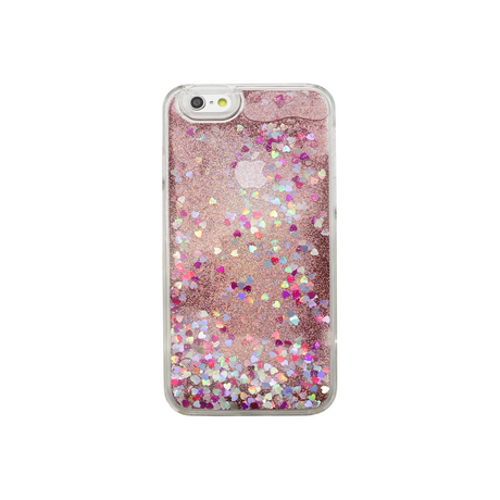 Bling Bling Glitter Case for Apple iPhone 6, Pink Lady