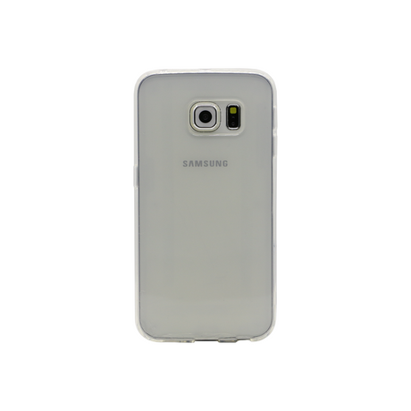 Silicone Case for Samsung Galaxy S6 Edge, Transparent