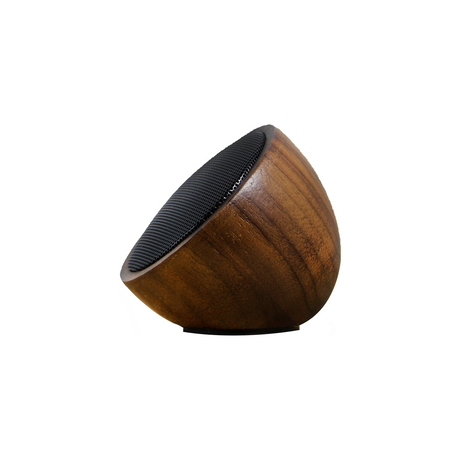 Naturalista Walnut Wood Bluetooth Speaker